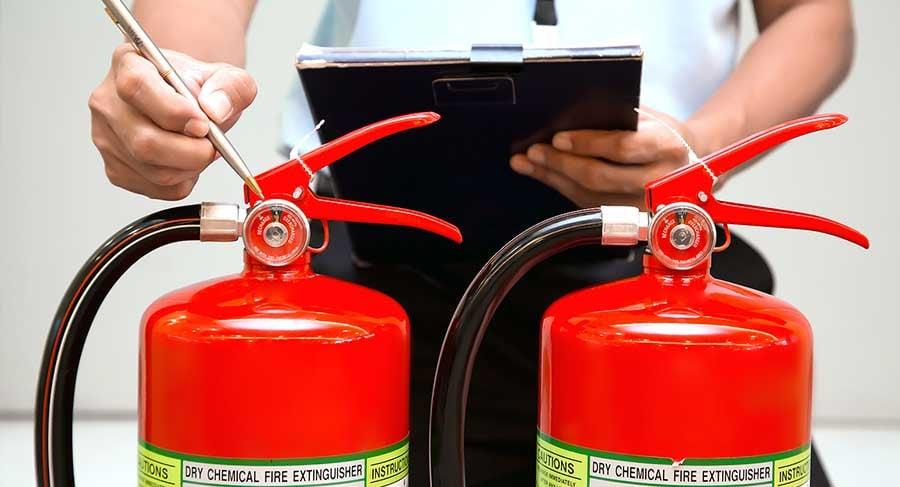 Fire-extingushers
