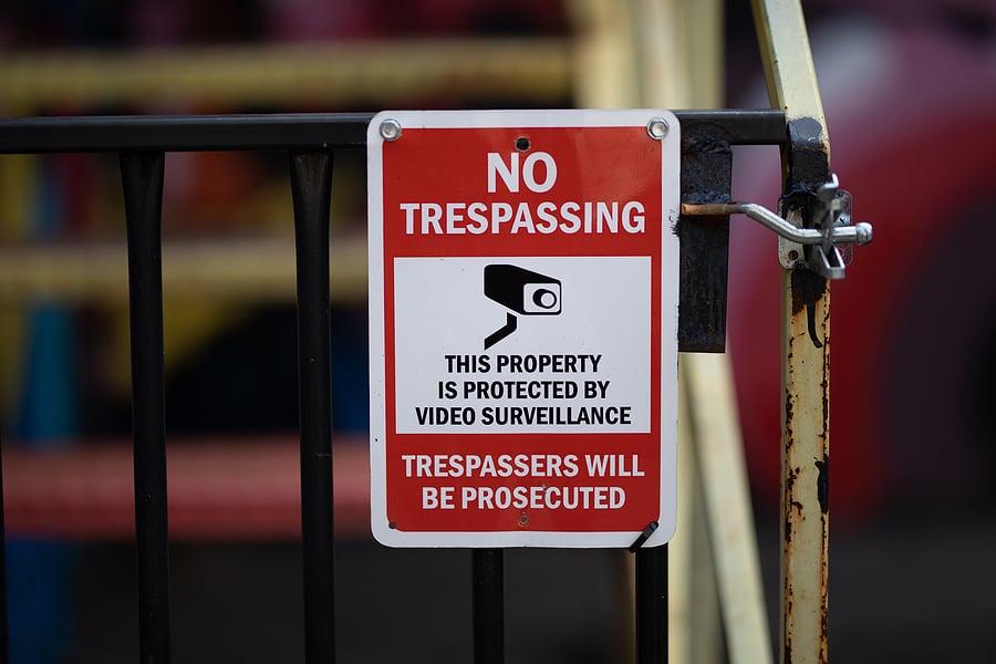 bigstock-Warning-Sign-Text-No-Trespassi-296364028