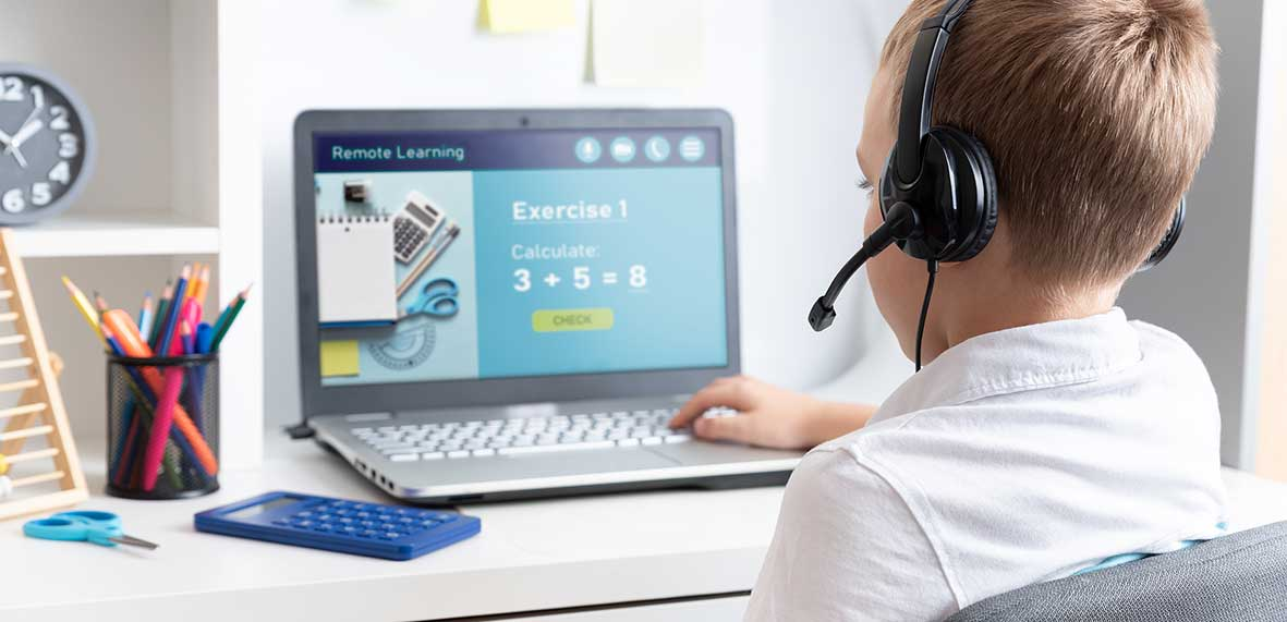 Asset Management and Loaning Remote Learning IT Equipment