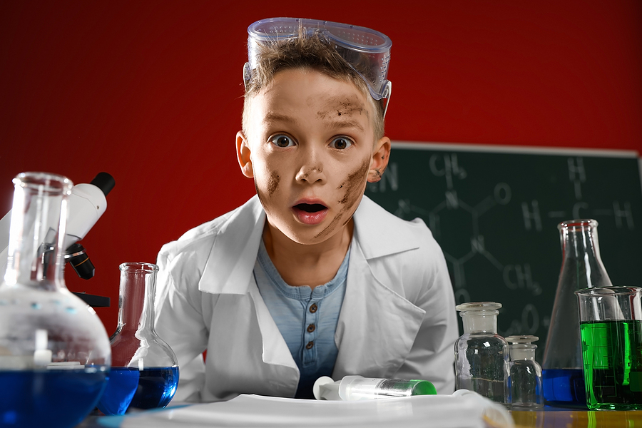 School Accident Prevention H&S Myths #2 - Test Tube Tall Tales