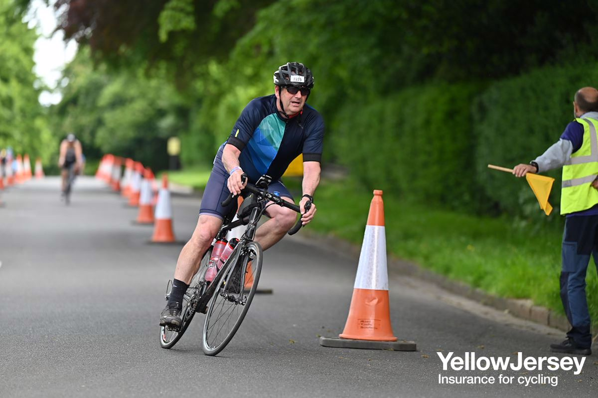 SG World CEO Mark Haase Completes Leeds Triathlon