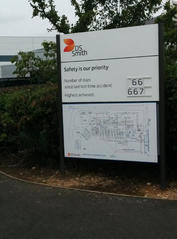 Case Study : DS Smith Visitor Pass and Pre-Use MHE Safety Inspection