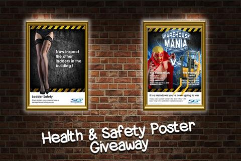 Free Health & Safety Posters   SG World Crewe