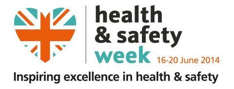 Health & safety Week Logo SG World