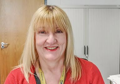 Linda Williamson Wins Employee of the Month for March 2019!