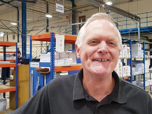 Paul Roberts   SG World Crewe