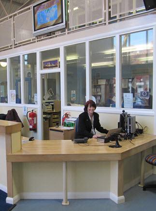 Case Study : University Academy, Merseyside, Visitor Management