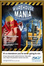 Slam down poster SG World