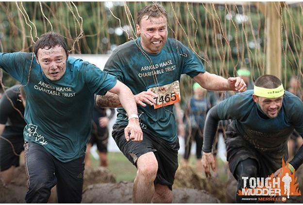 Tough Mudder Electro 2017 Robbie Ransley, Dan Tooth, Paul Stringer | SG World