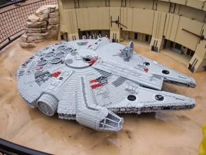 Millennium Falcon | SG World Crewe