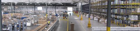 Distribution Centre | SG World Crewe