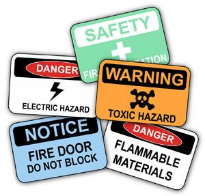RoSPA Safety Signs | SG World