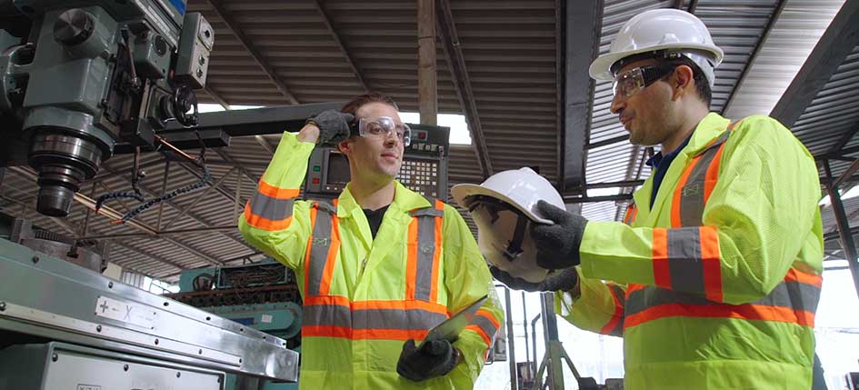 What Health & Safety legislation governs pre-use safety inspections?
