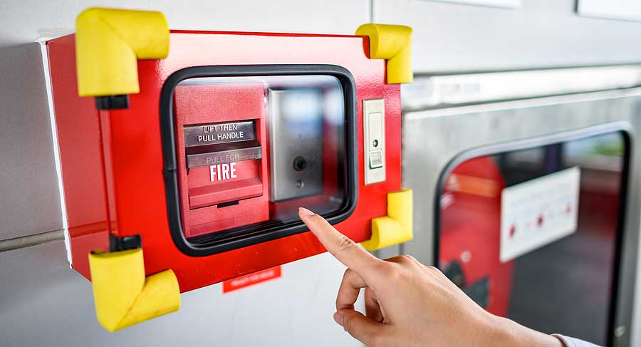 How to run great fire evacuation procedures for workers and visitors